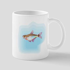 Head And Taillight Tetra Fish Mugs