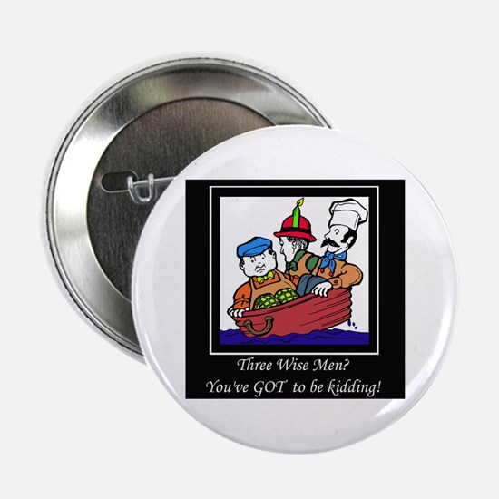 Three Wise Men Button