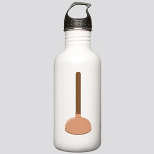 Plunger Water Bottle