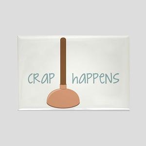 Crap Happens Magnets