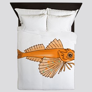 Lion Fish Queen Duvet