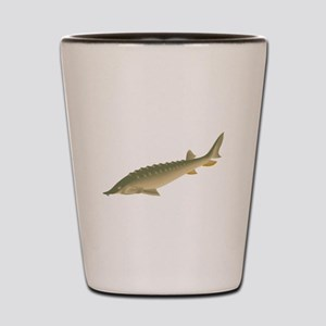 Sturgeon Shot Glass