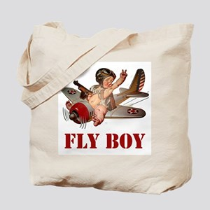 FLY BOY Tote Bag