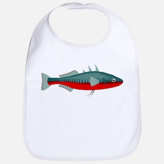 Stickleback Fish Bib
