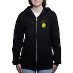 tennis Women's Zip Hoodie