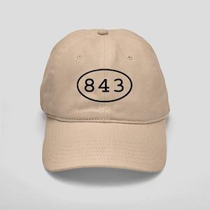 843 Oval Cap