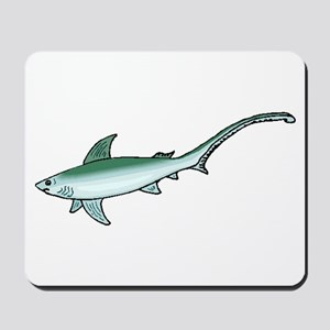 Thresher Shark Mousepad