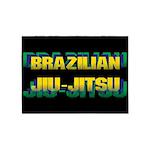 Brazilian Jiu Jitsu 5'x7'area Rug
