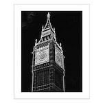 Gothic - Big Ben Dark Small Poster