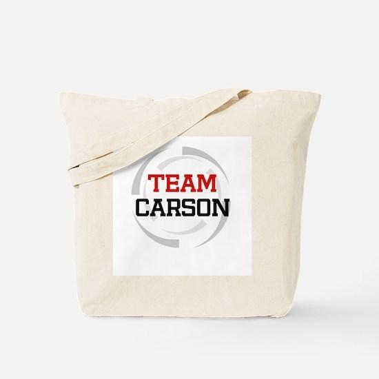 Carson Tote Bag