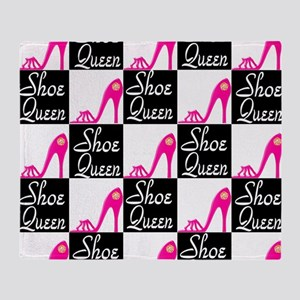 SHOE LOVER Throw Blanket