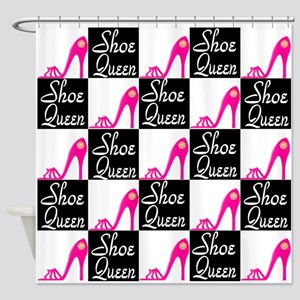SHOE LOVER Shower Curtain