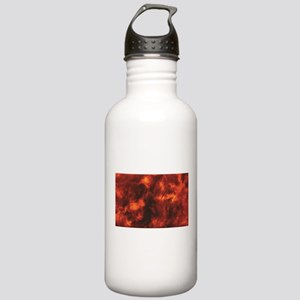 streaks of heat and re Stainless Water Bottle 1.0L