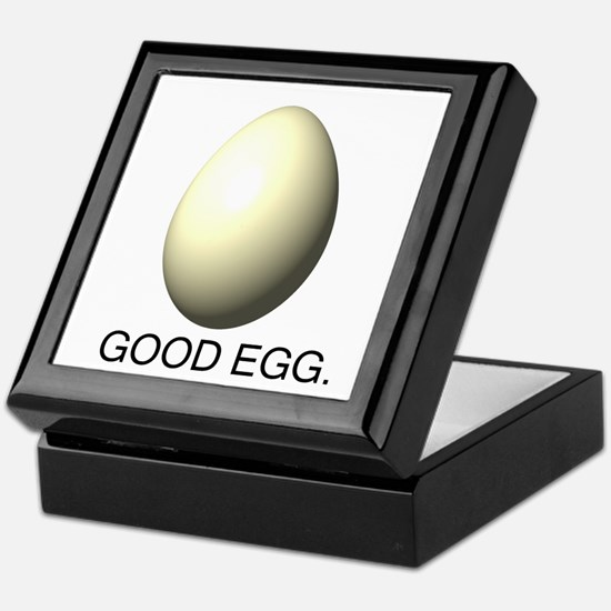 Cute Egg Keepsake Box