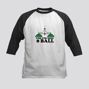Time For Some 8 Ball Baseball Jersey