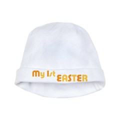 Baby's First Easter baby hat