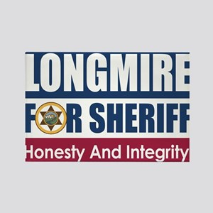 Longmire For Sheriff Magnets