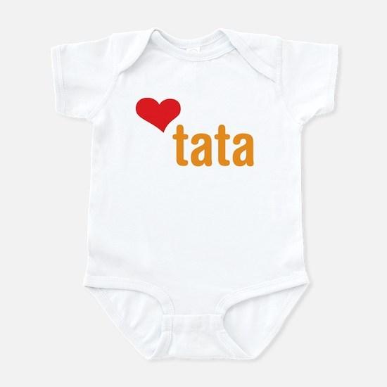 volim tata (I love dad) Infant Bodysuit