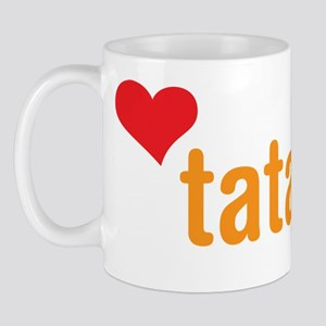 volim tata (I love dad) Mug