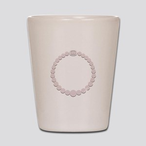 Pearl Necklace Shot Glass