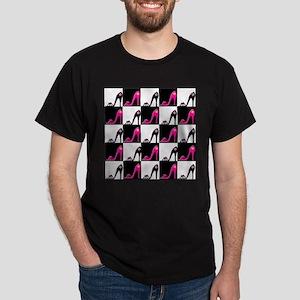 SHOE QUEEN Dark T-Shirt