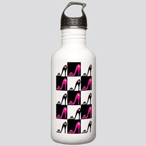 SHOE QUEEN Stainless Water Bottle 1.0L
