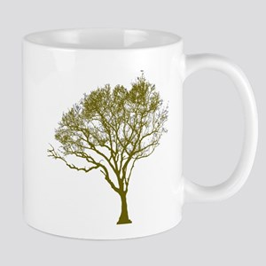 Green Tree Mugs