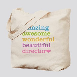 Amazing Director Tote Bag