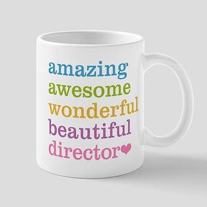 Amazing Director Mugs