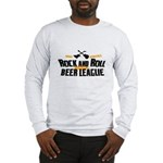 Rock and Roll Beer League Long Sleeve T-Shirt
