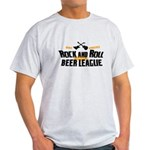 Rock and Roll Beer League Light T-Shirt