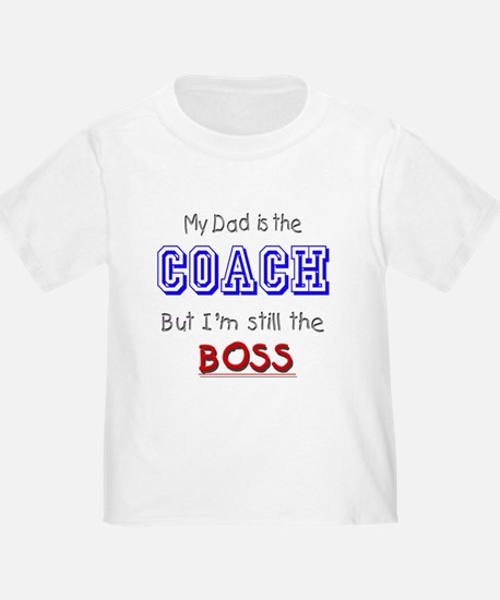 My Dad Is The COACH T