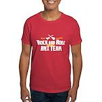 Rock and Roll Bmx Team Dark T-Shirt