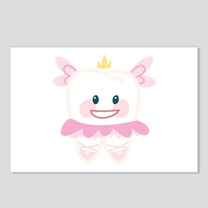 Toothy Fairy Postcards (Package of 8)