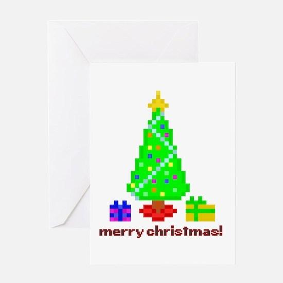 Bit Christmas Greeting Cards