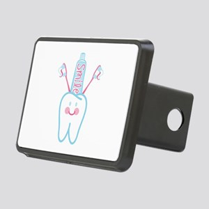 Smile Tooth Hitch Cover