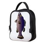 Atlantic Wreckfish c Neoprene Lunch Bag