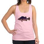 Atlantic Wreckfish c Racerback Tank Top