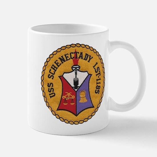 USS SCHENECTADY Mug