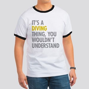 Its A Diving Thing Ringer T