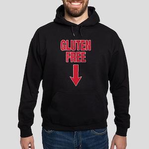 Naughty Gluten Free Hoodie (dark)