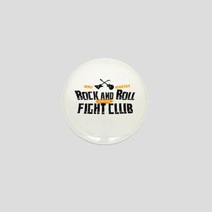 Rock and Roll Fight Club Mini Button