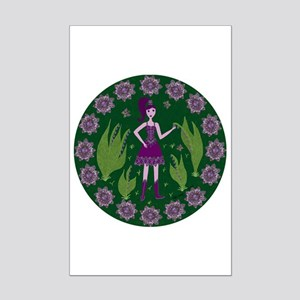 Amethyst Faerie Posters