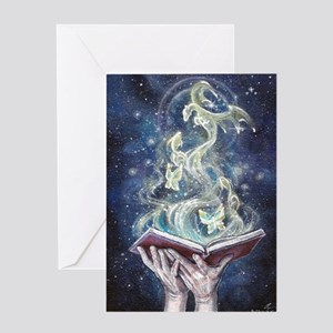 The Bookseller Greeting Cards