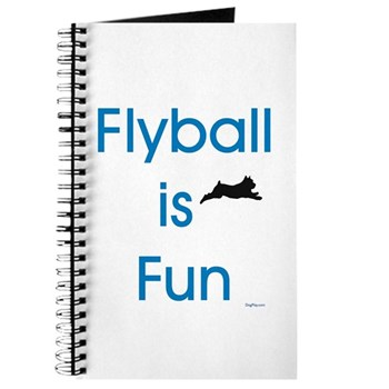 Flyball is Fun Journal