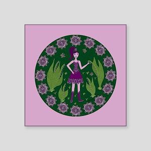 Amethyst Faerie Sticker