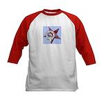 Tartan Day Kids Baseball Jersey