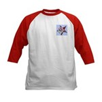 Tartan Day Kids Baseball Jersey