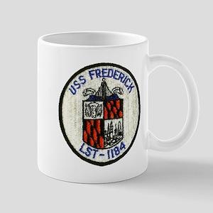 USS FREDERICK Mug