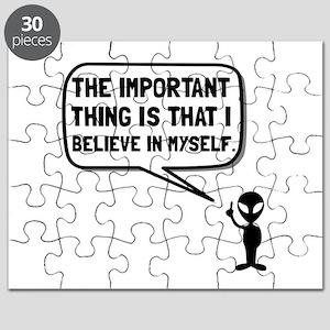 Alien Believe In Myself Puzzle